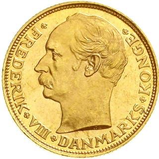 20 Kronen 1910 8,96 g