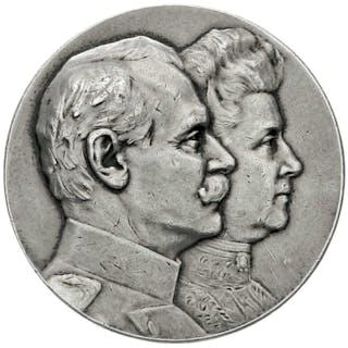 Silbermedaille 1910 von Rudolf Mayer