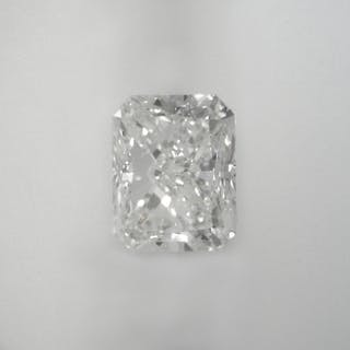 GIA Certified Radiant cut