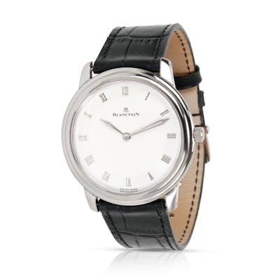 Blancpain Villeret Ultra Slim 0028.1527.55 Men's Watch in 18kt White Gold