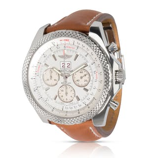 Breitling Breitling for Bentley A44364 Men's Watch in  Stainless Steel