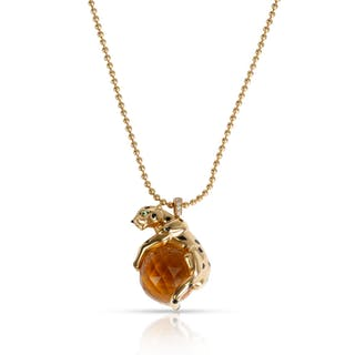 Cartier Panthere Citrine