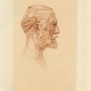 Antonin Proust, 1899 - Auguste Rodin