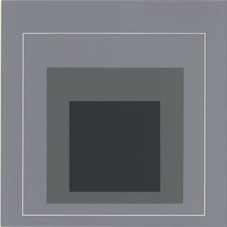 Homage to the Square, 1968 - Josef Albers