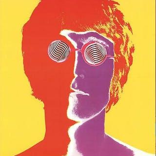 Psychedelic Beatles Poster Set, 1968 - Richard Avedon