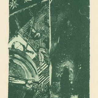 Summer, 1991 - Jasper Johns