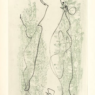 Les chiens ont soif, 1964 - Max Ernst