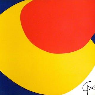 Convection, 1975 - Alexander Calder