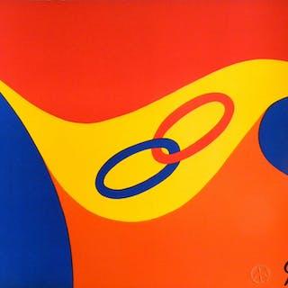 Friendship, 1975 - Alexander Calder