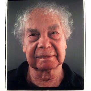 Merce Cunningham, 2004 - Chuck Close