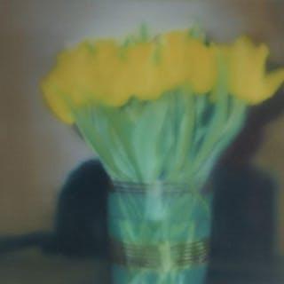 Tulips (P17), 2017 - Gerhard Richter