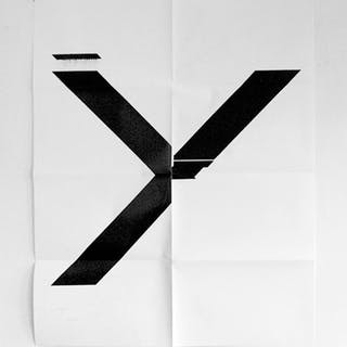 X Poster (Untitled