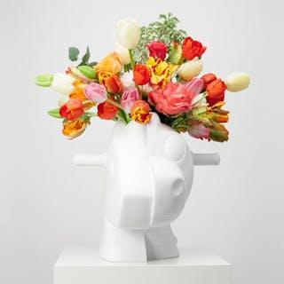 Split Rocker Vase, 2012 - Jeff Koons