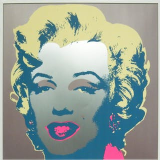 Sunday B. Morning Marilyn Monroe Suite, 1980 - Andy Warhol