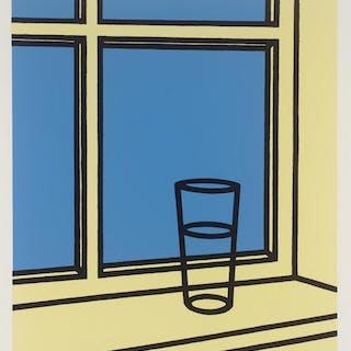 Oh Helen, I roam my room (Cristea 38 o), 1976 - Patrick Caulfield