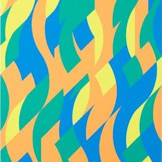 Sylvan, 2000 - Bridget Riley