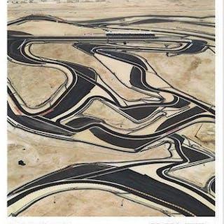 Bahrain poster, 2005 - Andreas Gursky