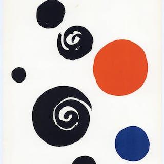 Lithograph, 1965 - Alexander Calder