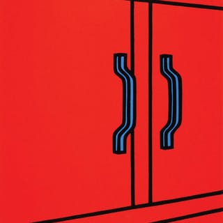 We wanted to bleed the silence (Cristea 38 m), 1973 - Patrick Caulfield