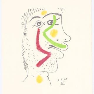 Le Gout du Bonheur, 1970 - Pablo Picasso