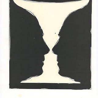 Cup 2 Picasso, 1973 - Jasper Johns