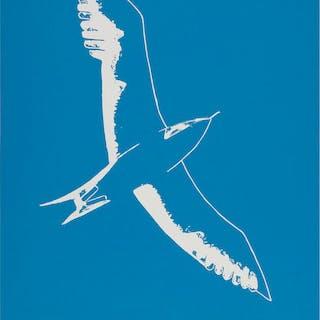 Seagull, 2010 - Alex Katz