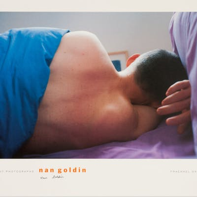 Recent Photographs, 1997 - Nan Goldin
