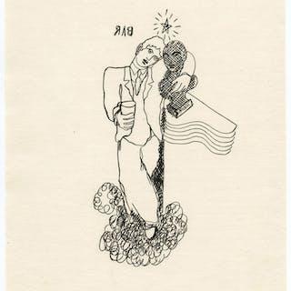 Untitled, 1928 - Jean Cocteau