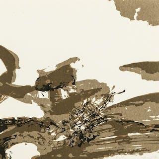 Untitled, 1973 - Zao Wou Ki