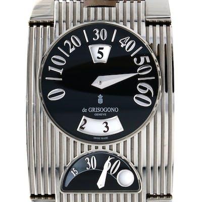 DE GRISOGONO FG ONE- wristwatch