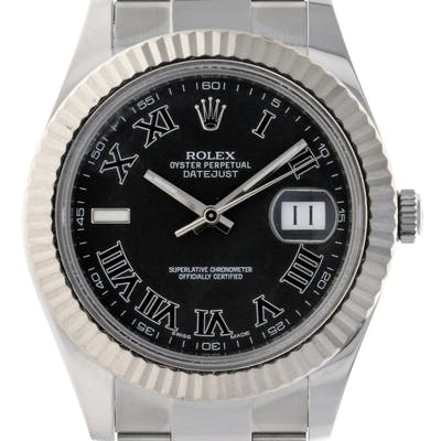 ROLEX DATEJUST II 41MM (2015)- wristwatch