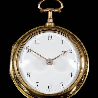 The Gordon Shaw Collection of Pocket Watches A George III...