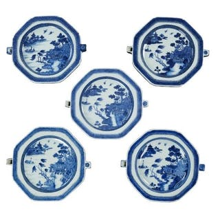 Chinese Nankin porcelain
