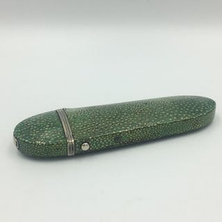 George III Shagreen Spectacles Case