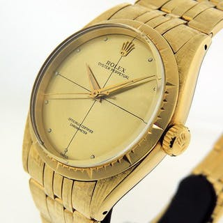 """Rolex Oyster Perpetual 6582 14k Yellow Gold """"Best Example"""""""