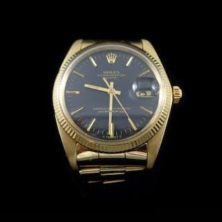 Rolex 14K YG Oyster Perpetual Date Ref 1503 - 1979