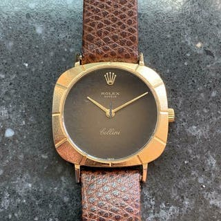 Rolex 18K Gold Ladies Cellini 3878 Manual Hand Wind, c.1970s Swiss Luxury LV701