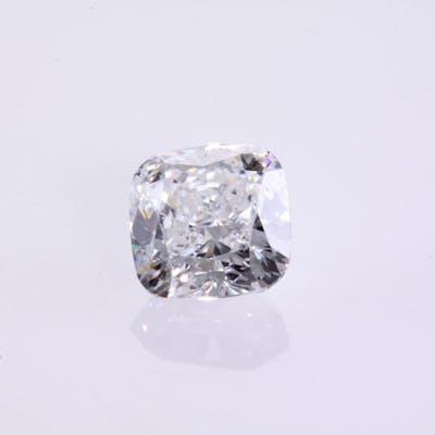 1.02ct Loose Cushion cut Diamond GIA D VVS1 Lot # 19 Adelaide
