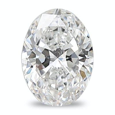 1.00ct Loose Oval Diamond GIA D SI1 Lot # 46 Melbourne