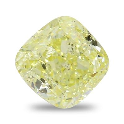 2.01ct Loose Fancy Yellow Diamond GIA Lot # 199 Sydney