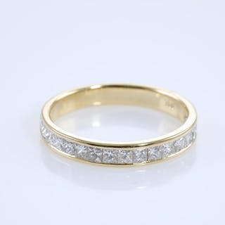 Diamond Eternity Ring Lot # 113 Brisbane