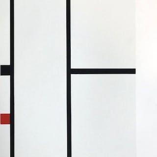 Composition, 1957 - Piet Mondrian