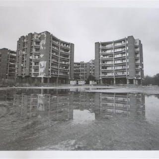 Clichy Sous Bois, 2006 - JR