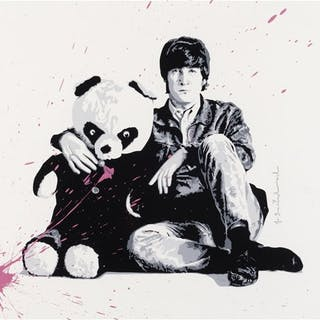 All You Need Is Love, 2010 - Mr.Brainwash