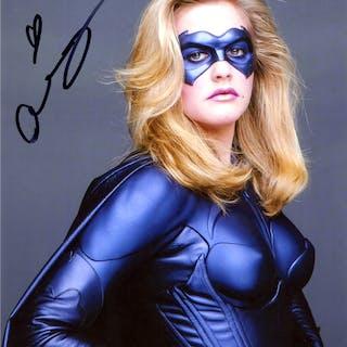 Alicia Silverstone Autographed Batgirl 8x10 Photo, All, >, Photos