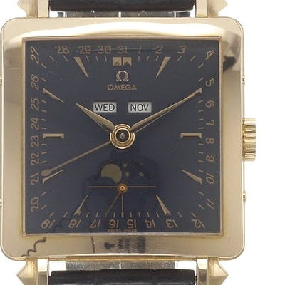 Omega - Museum Collection 1951 Cosmic Ltd.