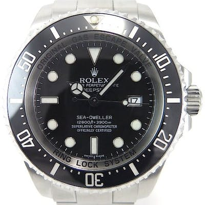 Rolex - Deepsea Sea-Dweller
