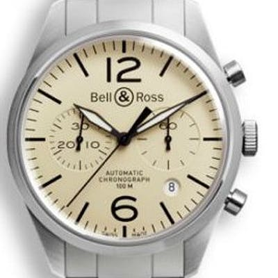 Bell & Ross - BR 126 Original Beige
