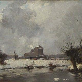 GUSTAV WIEGAND (GERMAN, ACTIVE IN AMERICA, 1870