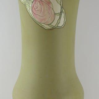 Large Weller Pottery Floor Vase.